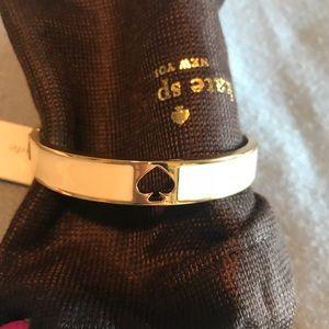 NWT Kate Spade gold bracelet